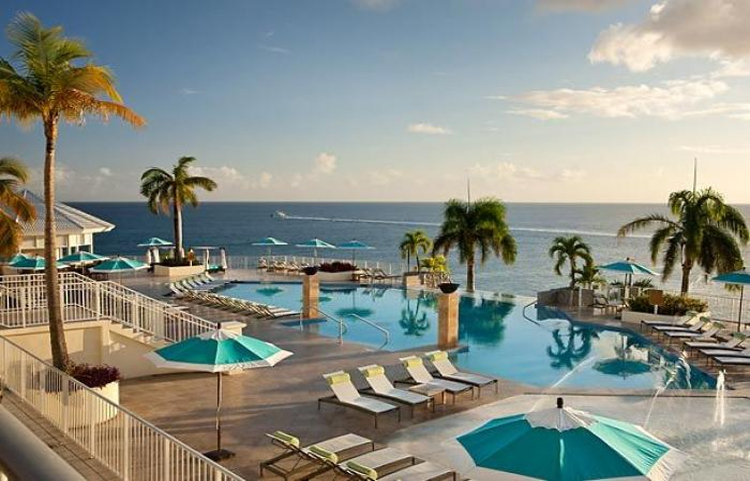 Marriott St Thomas Travel Specialist