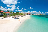 Sandals Resorts specialist